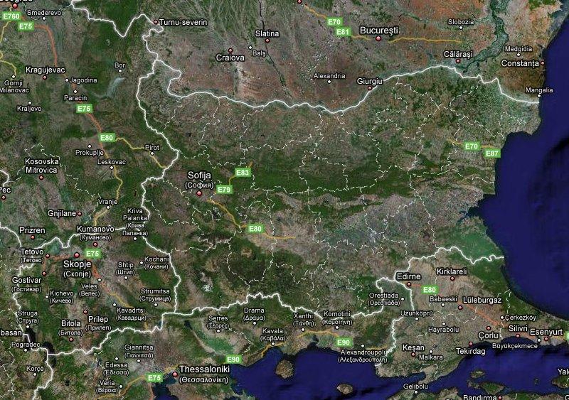 Spored Google Maps V Blgariya Nyama Nisho Blogt Na Yurukov