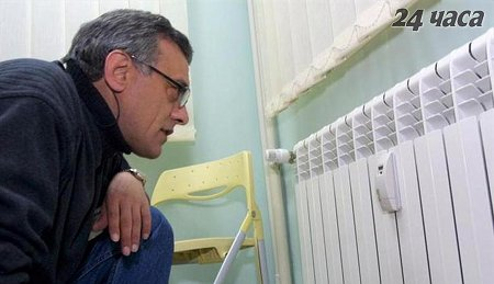 мъж, топломер, радиатор, сметки, парно, контрола, тец