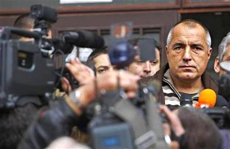Бойко Борисов, избори, реформи, медии, провал, time, интервю, корупция, българия, медии