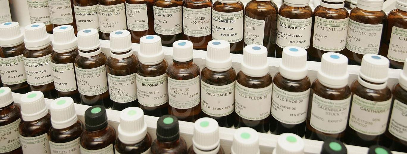 хомеопатия измама